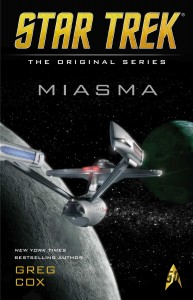 Miasma - Greg Cox