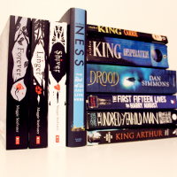 January 2016 Book Haul