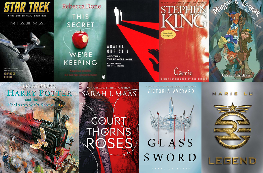 January 2016 Reading Roundup