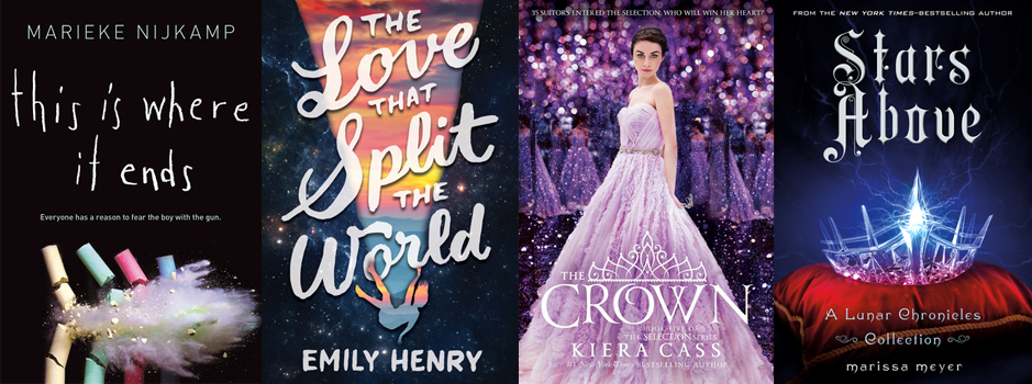 March/April Reading Roundup