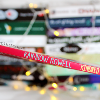 Kindrid Spirits - Rainbow Rowell