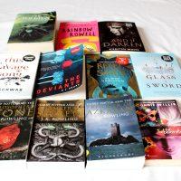 August 2016 Book Haul