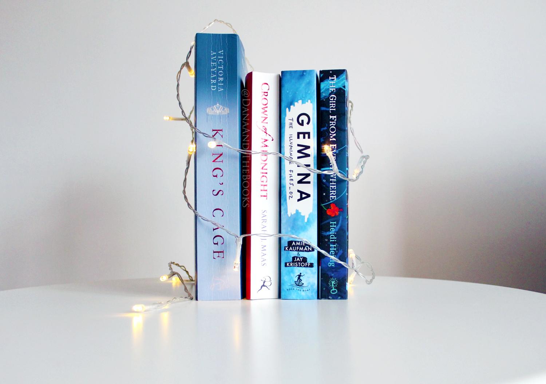 February 2017 Book Haul