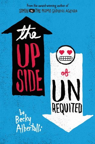 Becky Albertalli - Upside of Unrequited