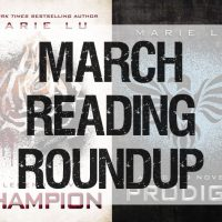 March 2017 Reading Roundup