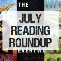 July Reading Roundup