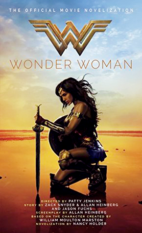 Wonder Woman Novelization - Nancy Holder