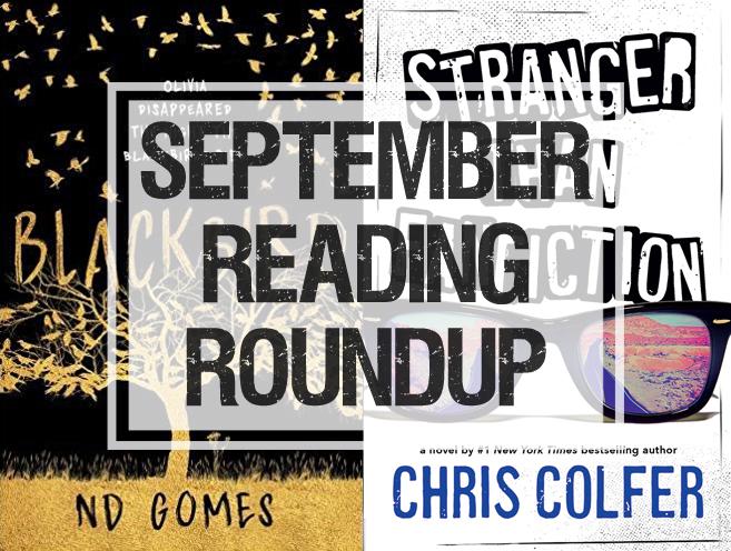 September Reading Roundup