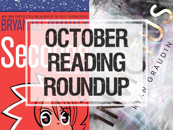 October 2017 Reading Roundup