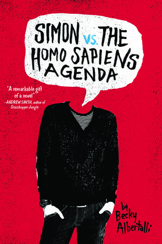 Simon vs. the Homo Sapiens Agenda byBecky Albertalli