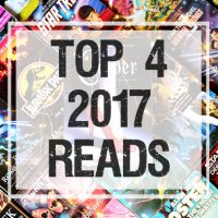 Top 4 2017 Reads